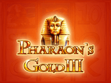 Pharaoh's Gold III Слот