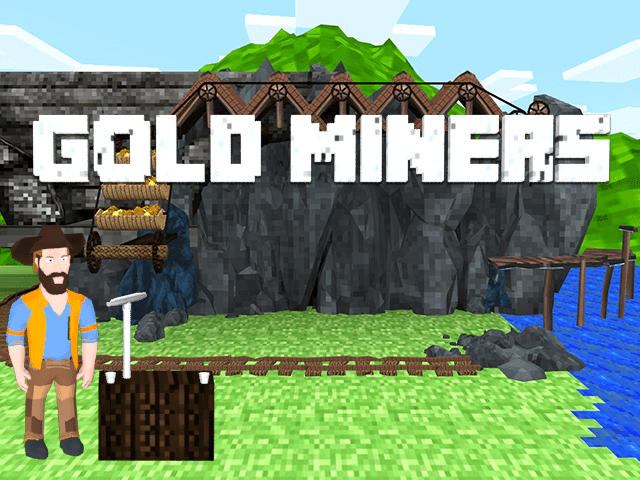 Gold Miners Слот