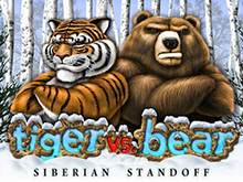 Tiger Vs Bear играть на деньги в казино Эльдорадо