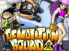 Demolition Squad играть на деньги в Эльдорадо