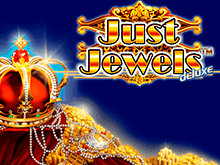 Just Jewels Deluxe играть на деньги в Эльдорадо