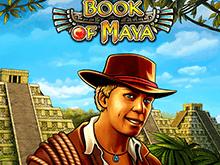 Book of Maya играть на деньги в Эльдорадо
