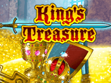 King's Treasure играть на деньги в казино Эльдорадо