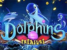 Dolphins Treasure играть на деньги в Эльдорадо