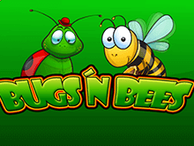 Bugs And Bees Слот