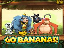 Игровой автомат на деньги Go Bananas!