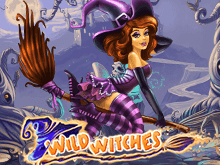 Wild Witches Слот