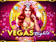 Vegas Nights Слот